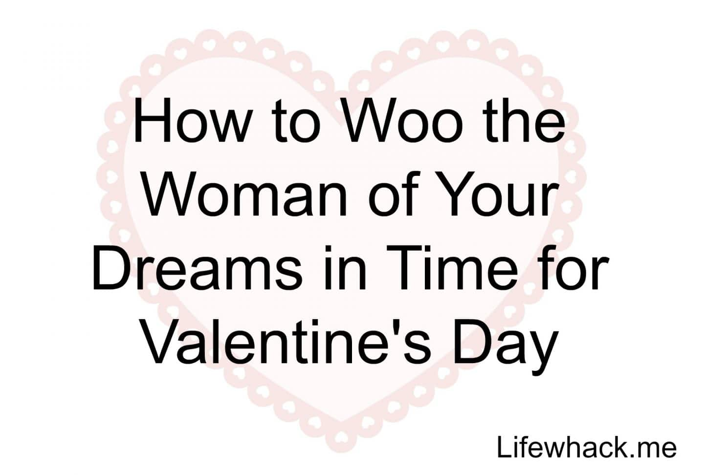 How to woo 33
