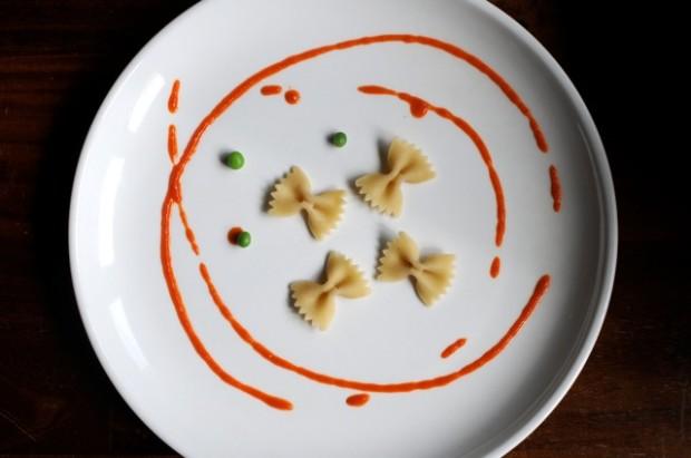 modern dinner