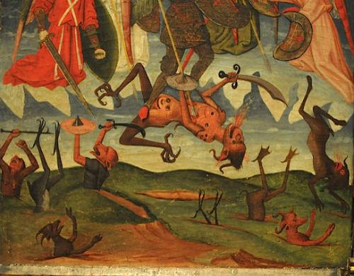 Retable of Saint Michael and Gargano, 1453