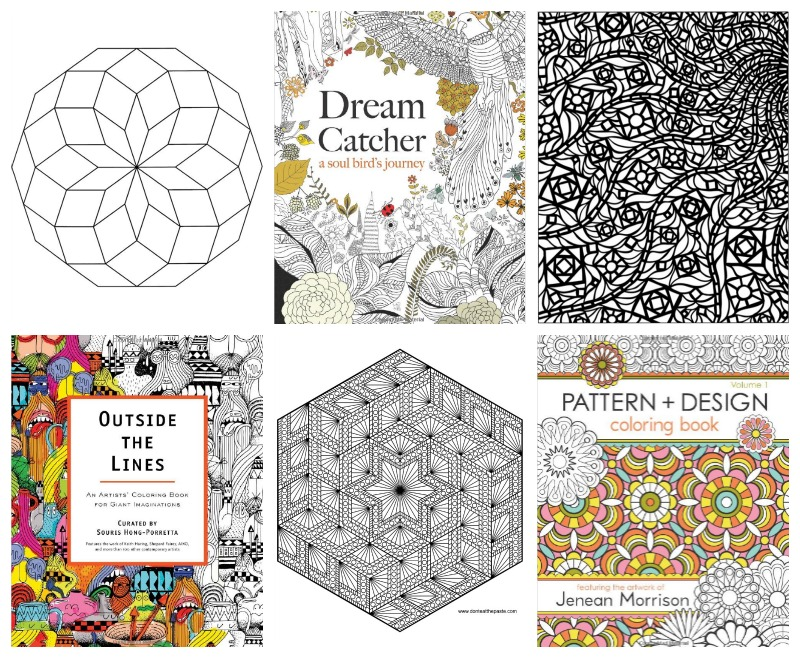 Coloring pages for adults! Great resource