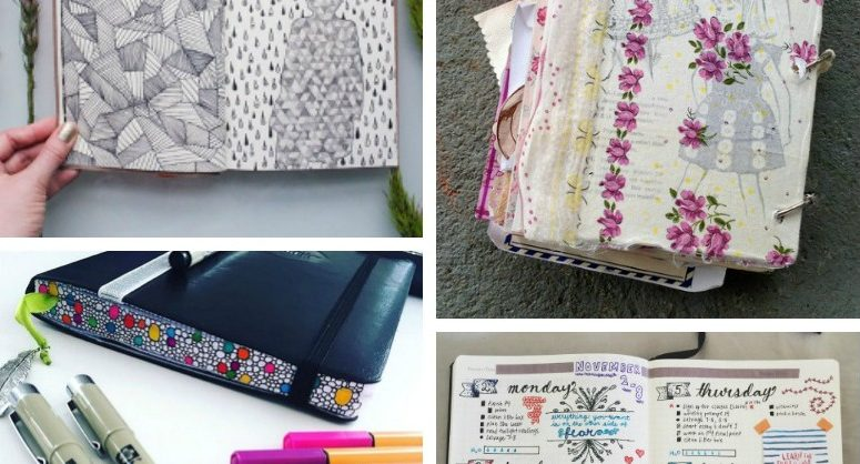 12 Fantastic Journal and Planner Ideas
