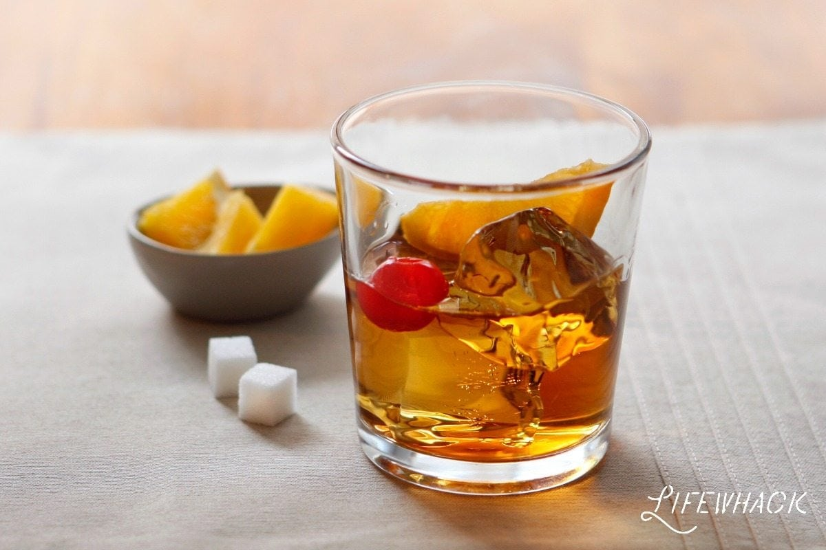 Best Old Fashioned Recipe - How to Make an Old Fashioned 85