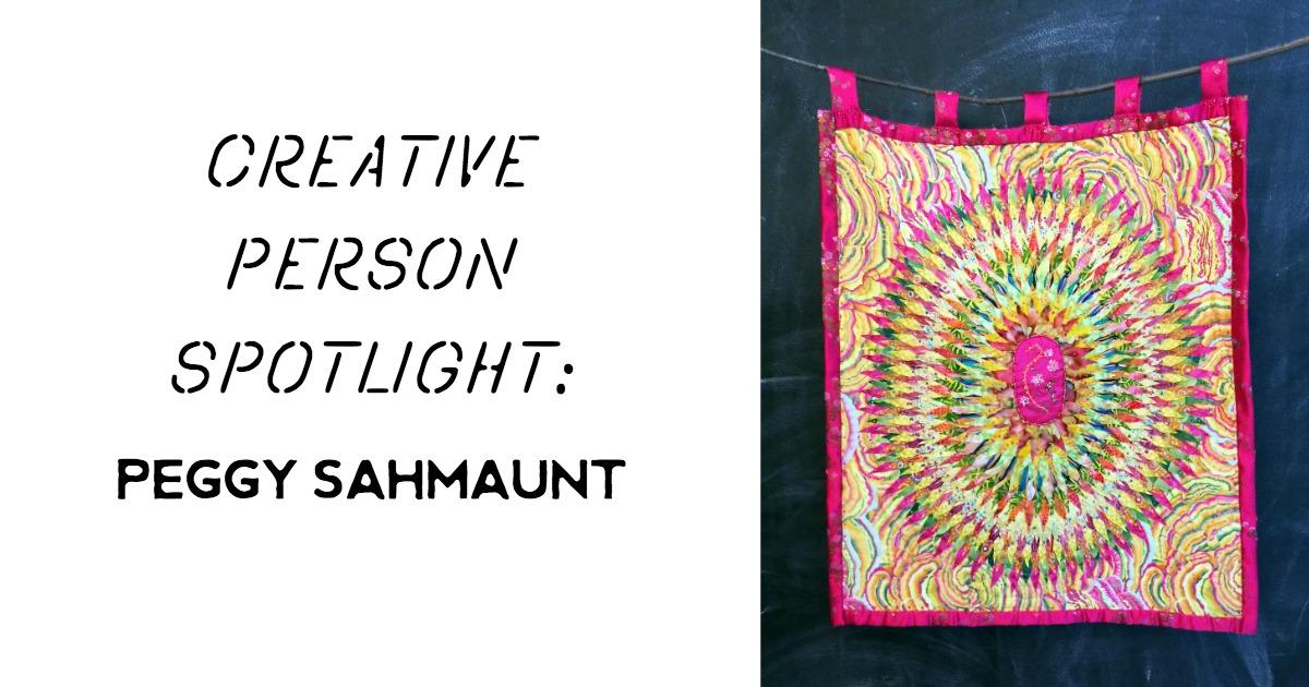 Spotlight on Peggy Sahmaunt