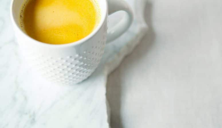 How to Make Golden Milk/Turmeric Tea
