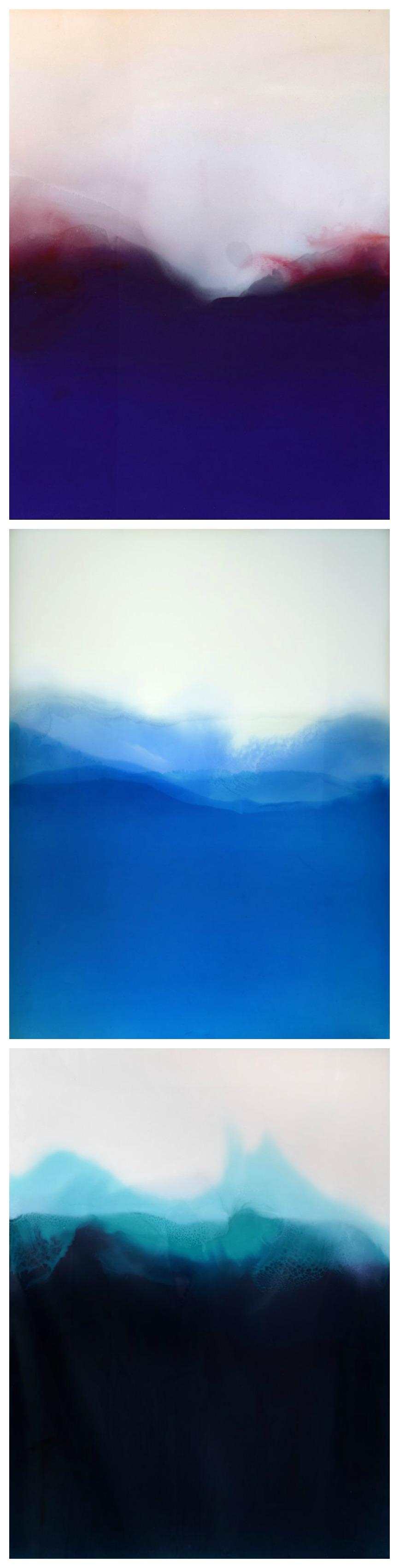 Marina Dunbar paintings
