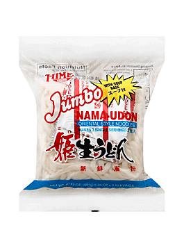 jumbo udon noodles package