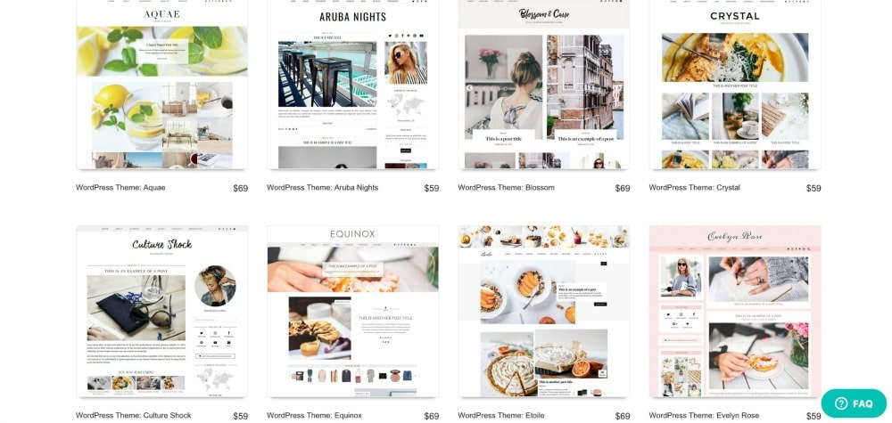Pipdig WordPress themes