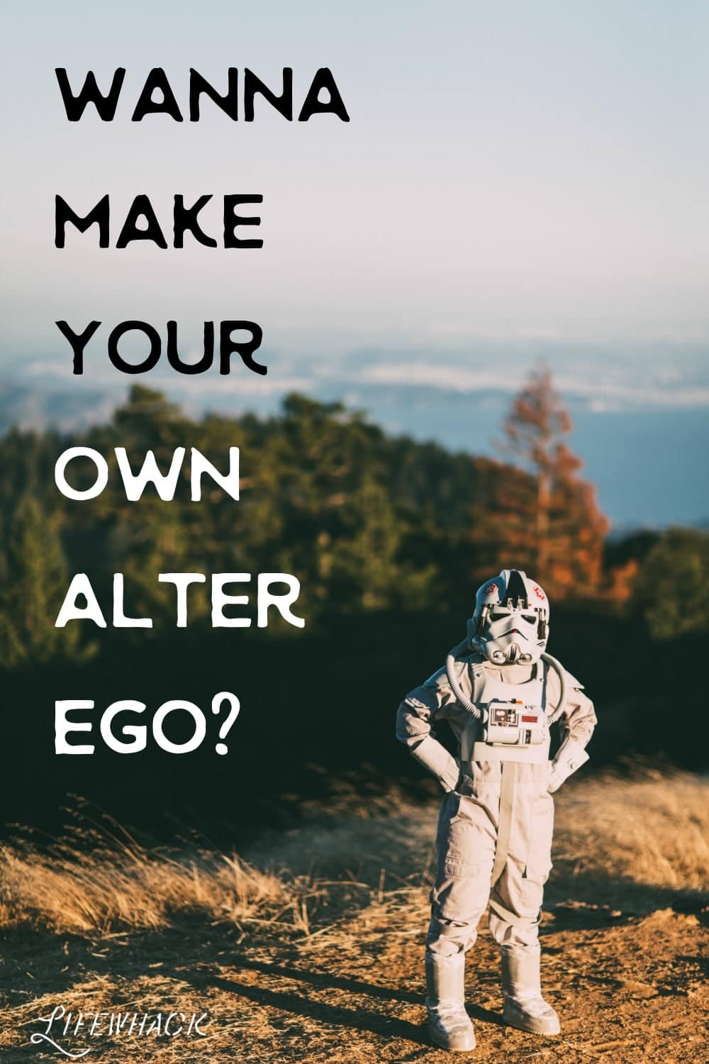 Make your own alter ego