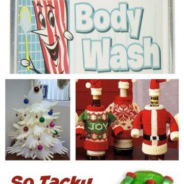 tacky christmas gifts