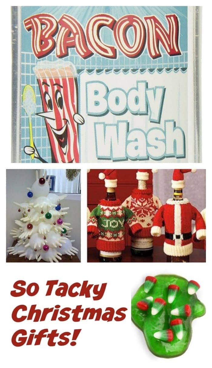 tacky christmas gifts